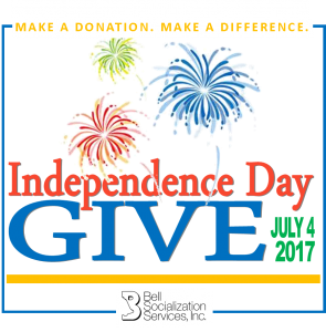 Independence Day GIVE graphic