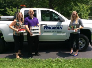 Wagman delivery