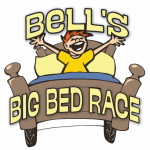 Bells Big Bed Race graphic