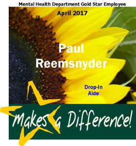 gold star Paul Reemsnyder