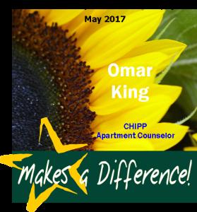 gold star Omar King